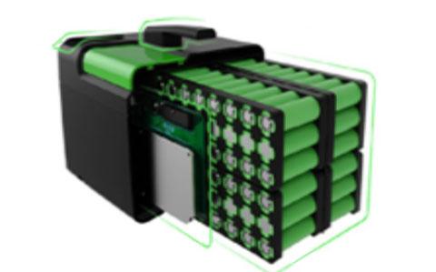 兩輪車電池組product