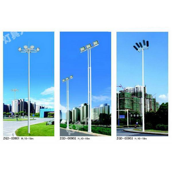太陽能高桿燈價格:13000元/盞