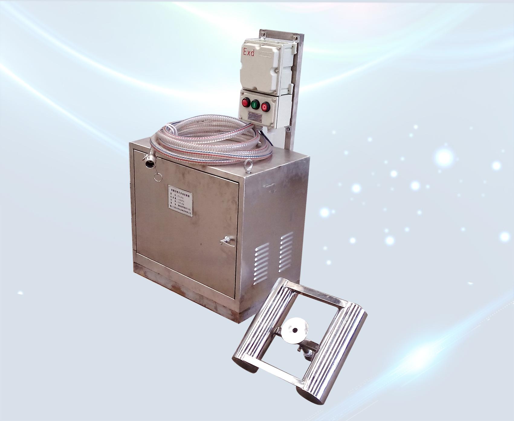 浮筒式浮油回收機  (3)-0