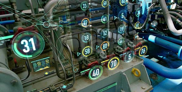 電力變壓器PHM三維可視化監視系統