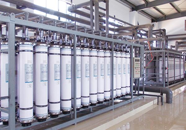 市政-南山集團自來水公司水處理項目