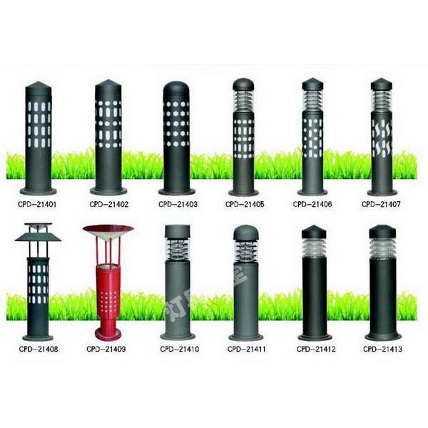 LED太陽能草坪燈價格280元/盞