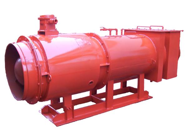 KCS系列煤礦用濕式除塵風機