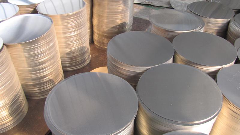 炊具專用熱軋鋁圓片