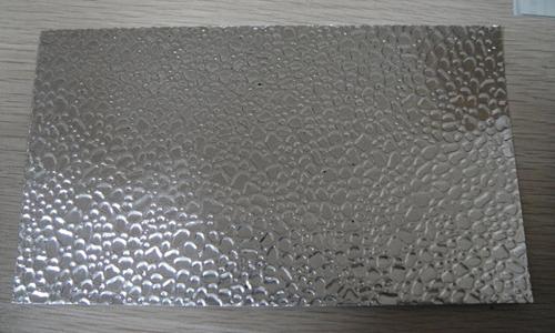 鵝卵石花紋板(反面)