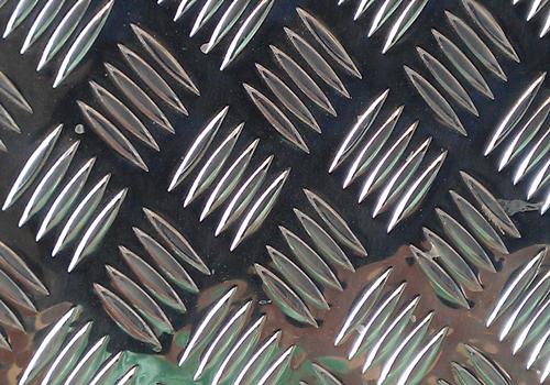 五條筋鋁板