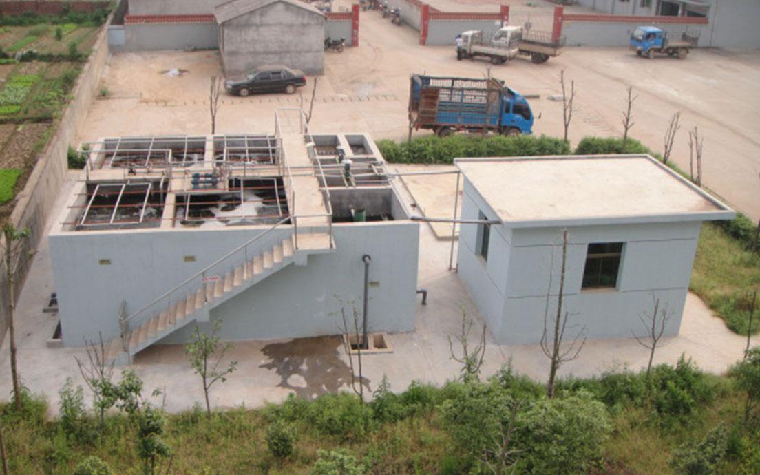 畜禽屠宰廢水處理技術