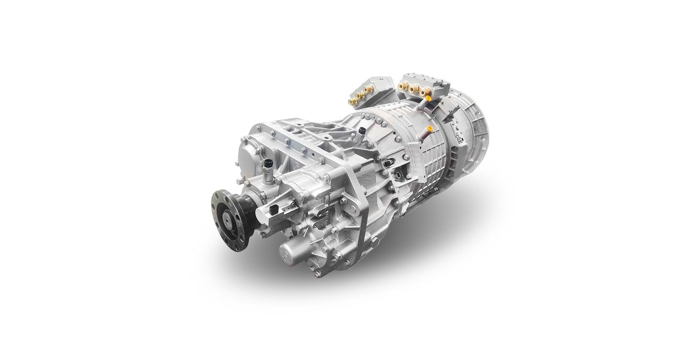 商用车电驱动产品