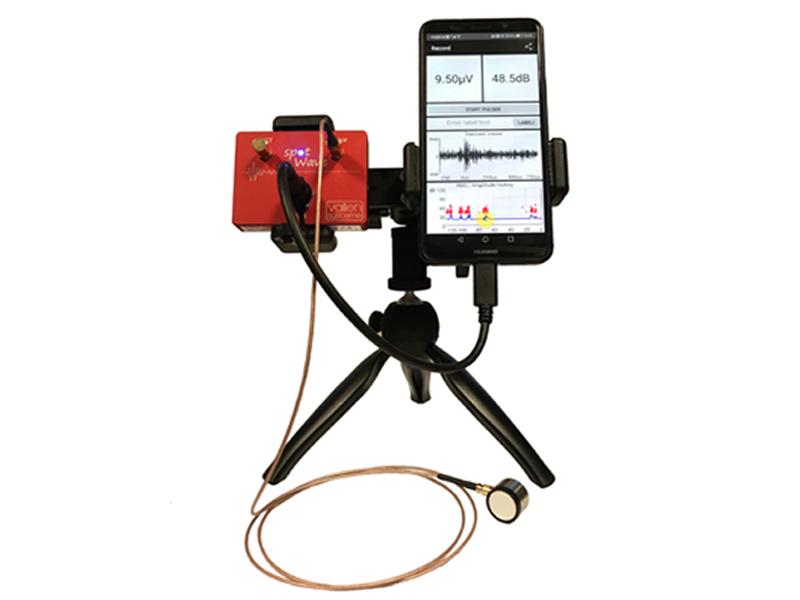 手持式单通道声发射系统