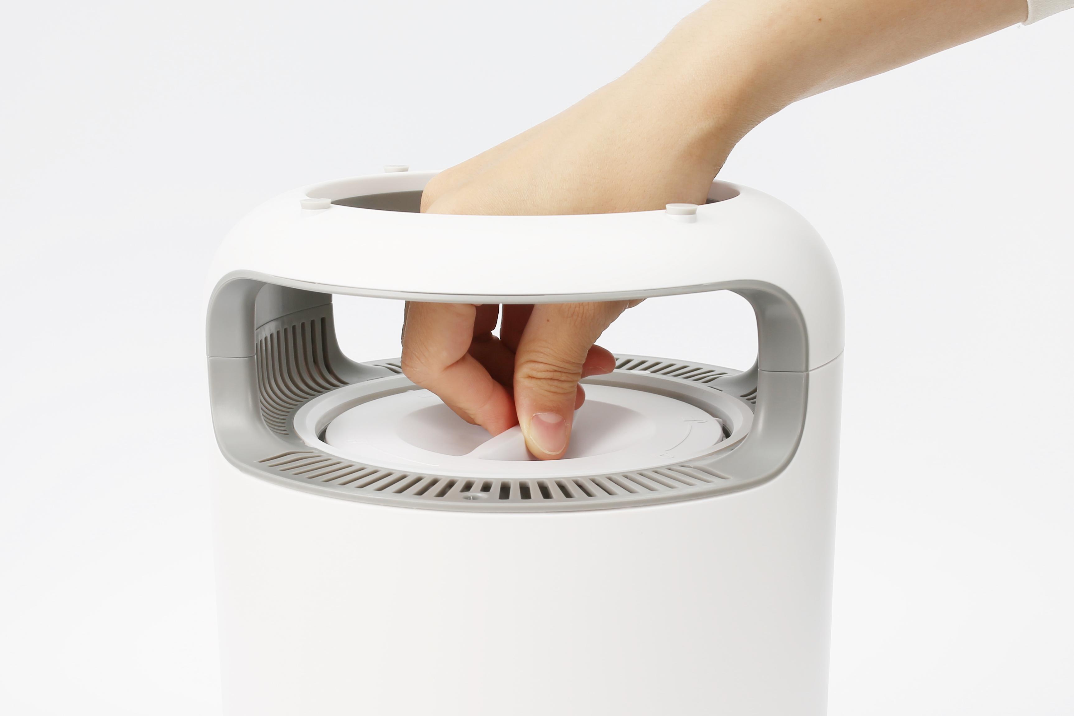 空气净化器-KJ100F-Q02