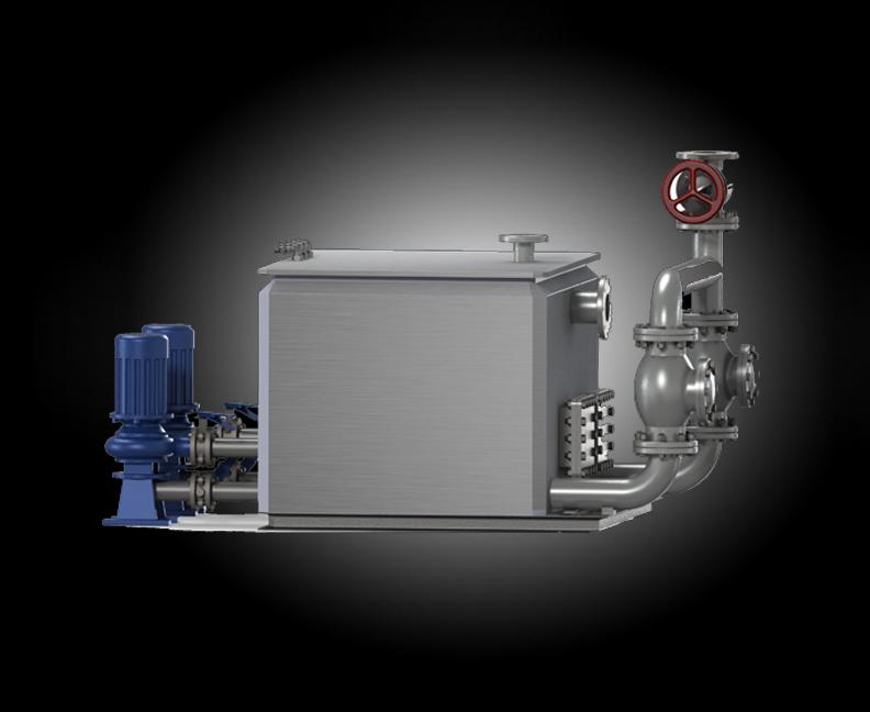 污水強排設備