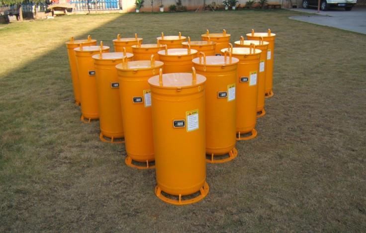 抗爆容器与消防救援装备研发、制造
