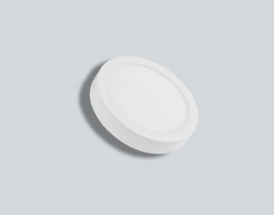 圆形面板灯