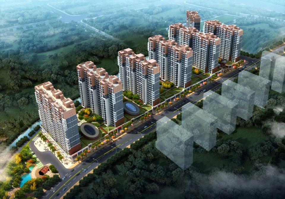 德化浦东片区二期旧城改造安置房