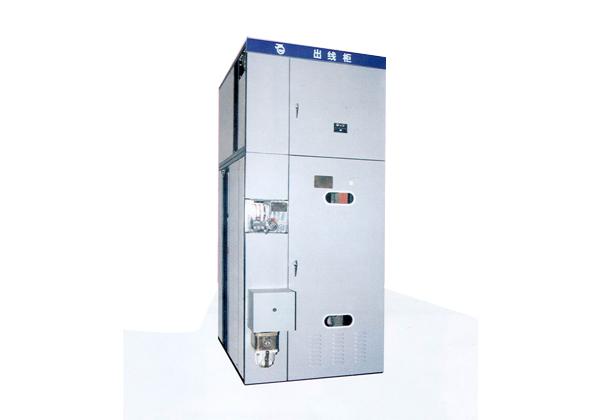 XGN2-12、XGN2A-12系列箱型交流金屬封閉開關設備