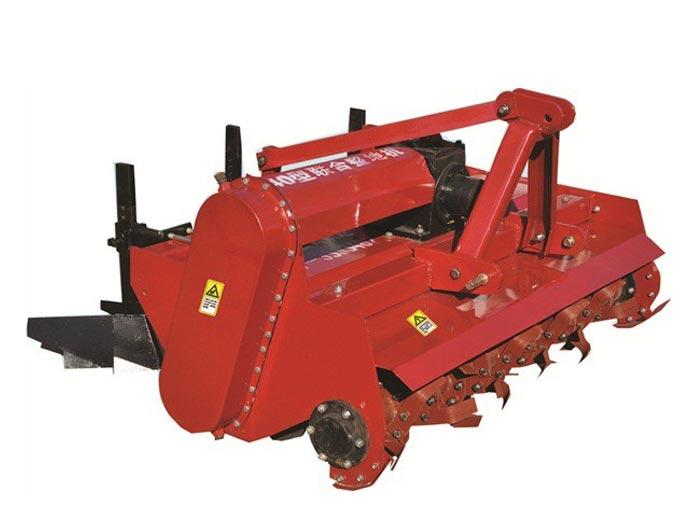 1GZM-D2型滅茬旋耕起壟整地機