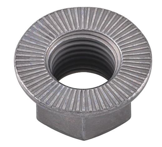 框架螺釘的螺母2