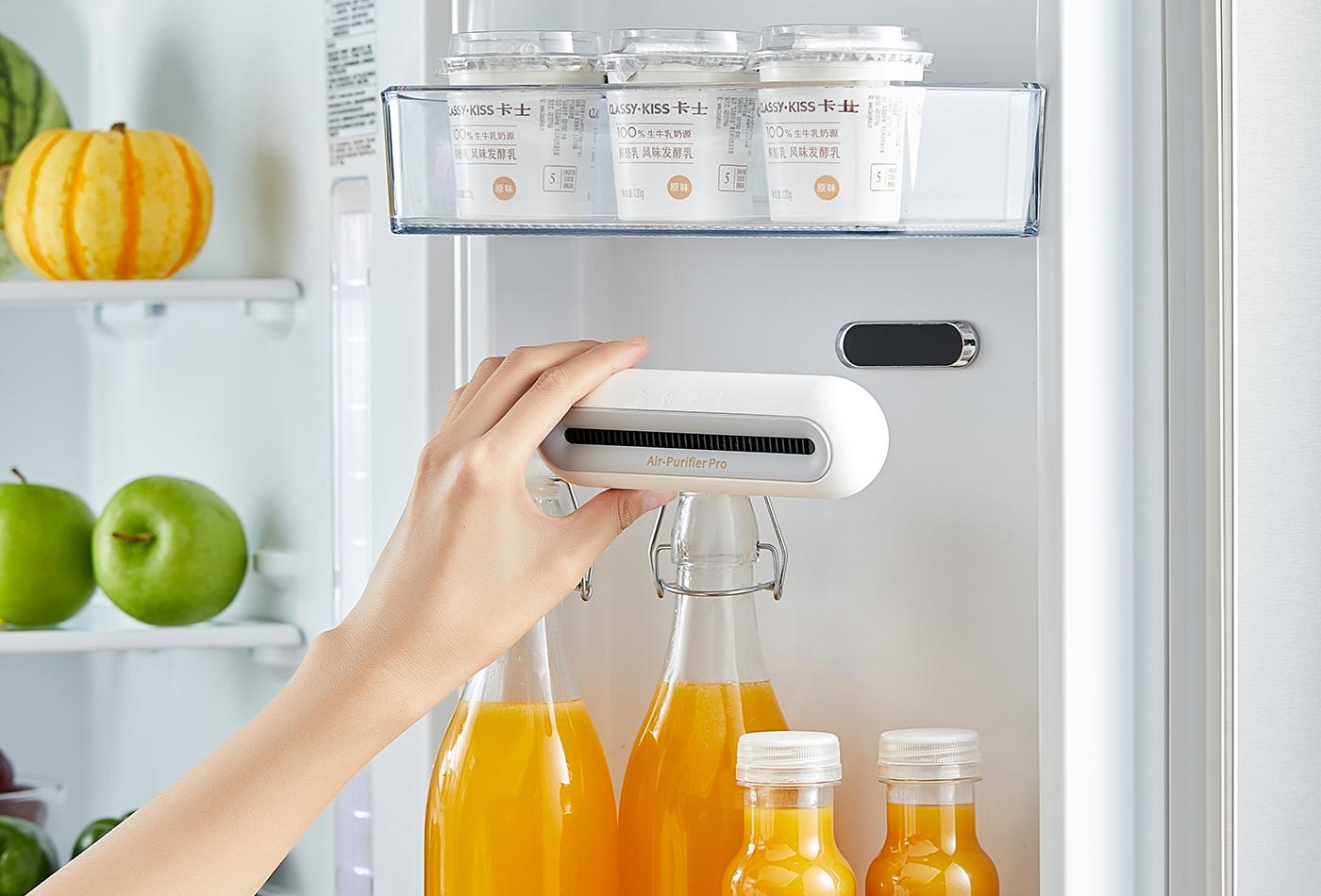 冰箱除味杀菌器Max