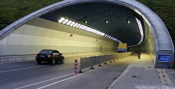 基于高清視頻的隧道火災報警系統