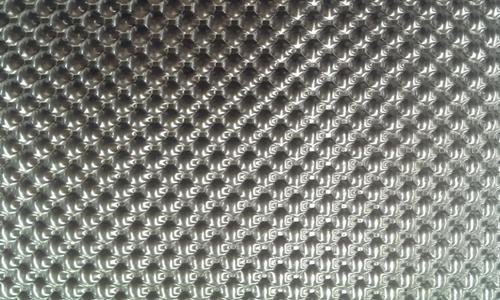 小半圓球花紋板