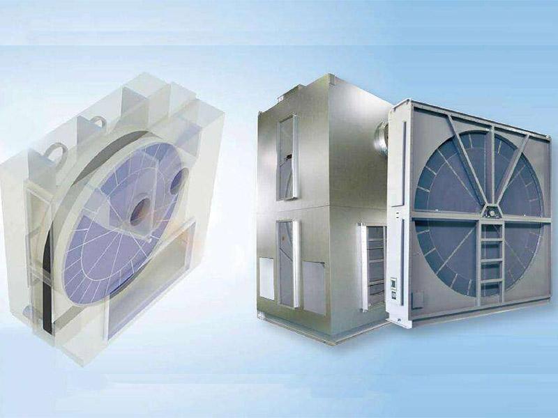 智能RCO沸石转轮催化燃烧设备