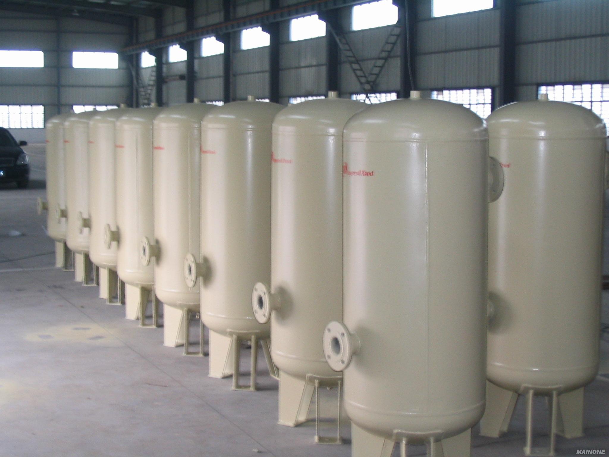 金属压力容器制造