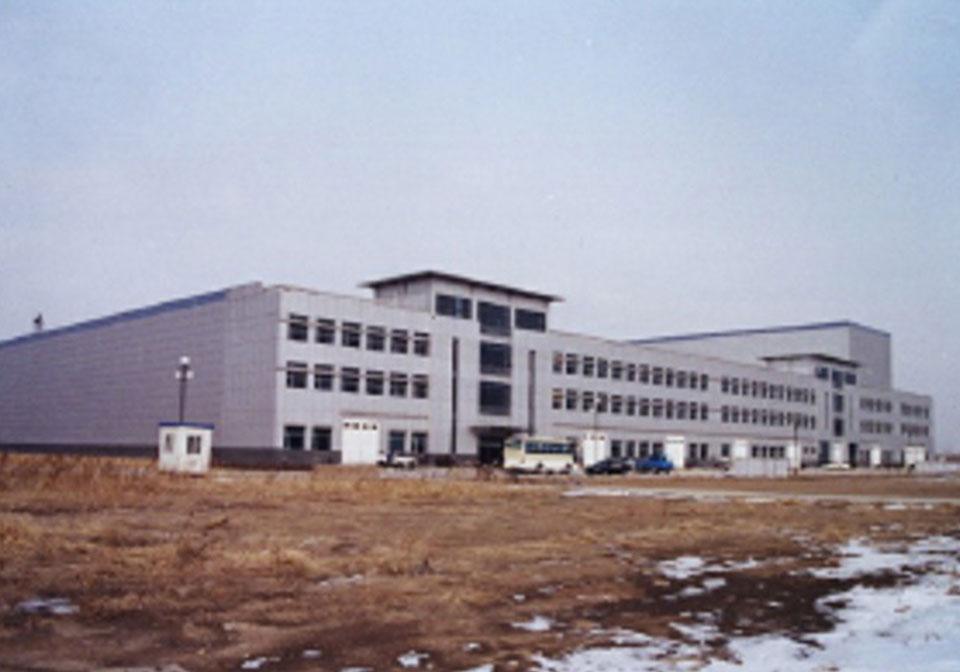 中国航科院304总装厂房