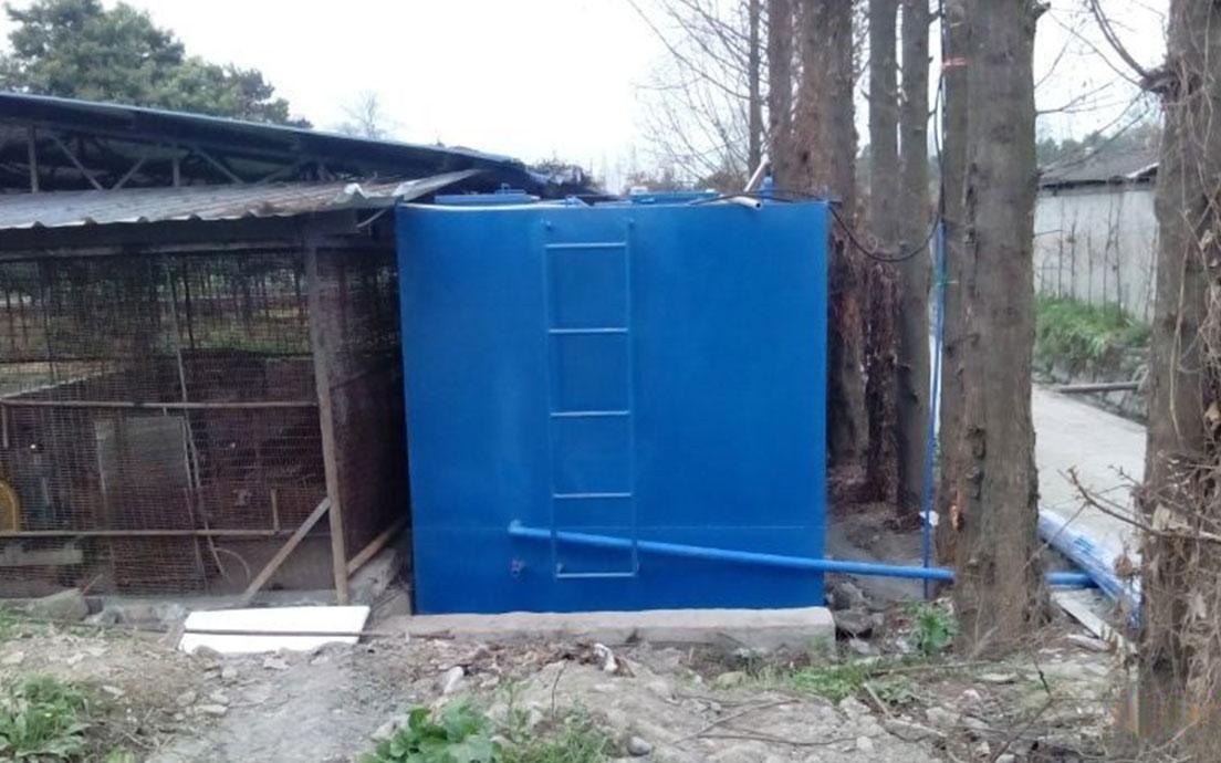 畜禽養殖廢水處理技術