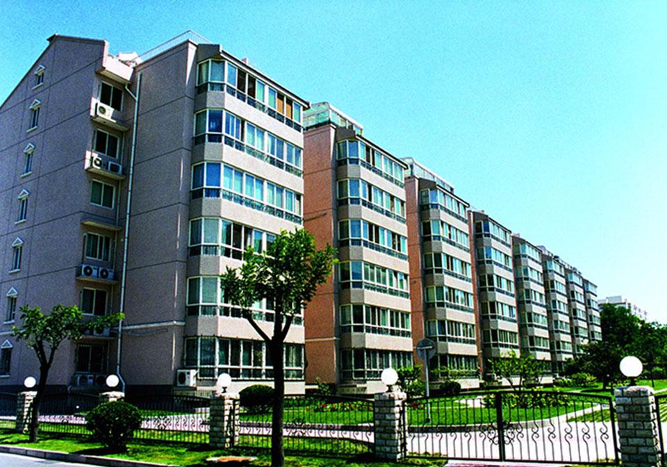 北京机械自动化研究所住宅楼