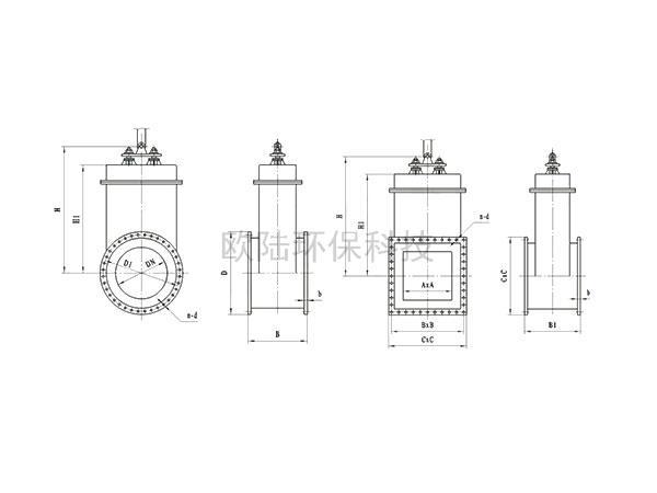 GBZY-700高溫閘閥
