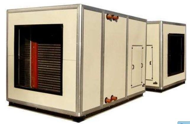 KJRF型礦井加熱機組