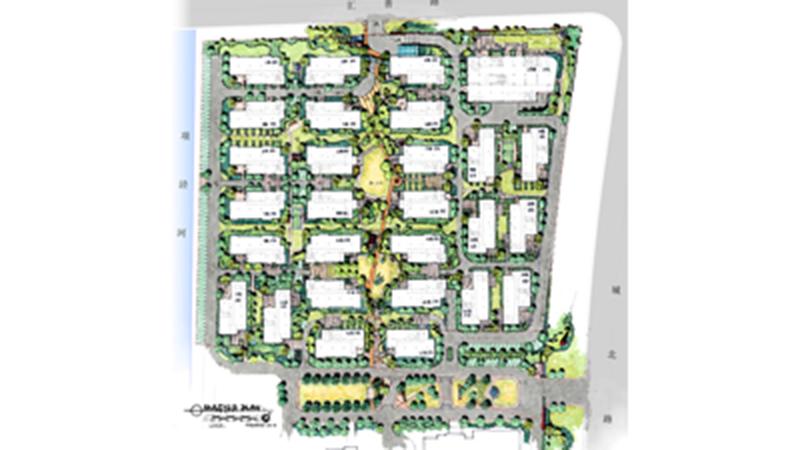 复华科技园景观设计