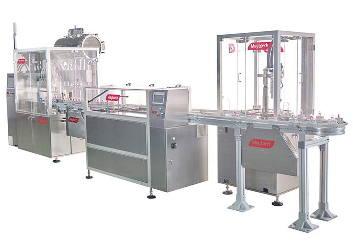 HTL-60全自動液體填充機