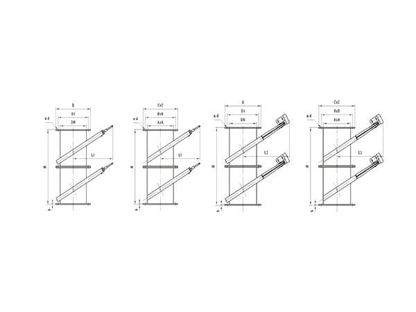 CHF系列插板式鎖風卸灰閥