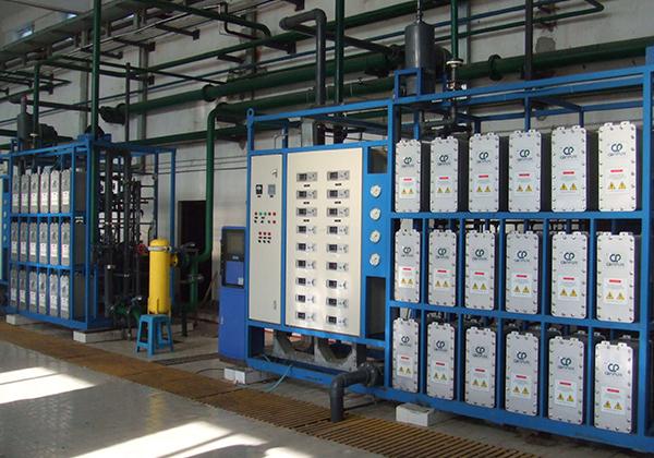 廣州恒運電廠水處理項目