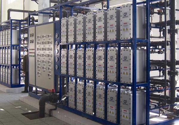 EDI-中電投集團水處理項目