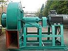 GY6-41鍋爐用通、引離心風機