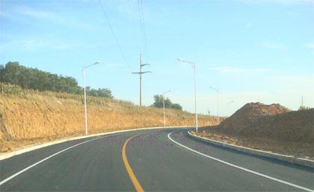 名稱:鐵嶺懿路工業園區路網工程