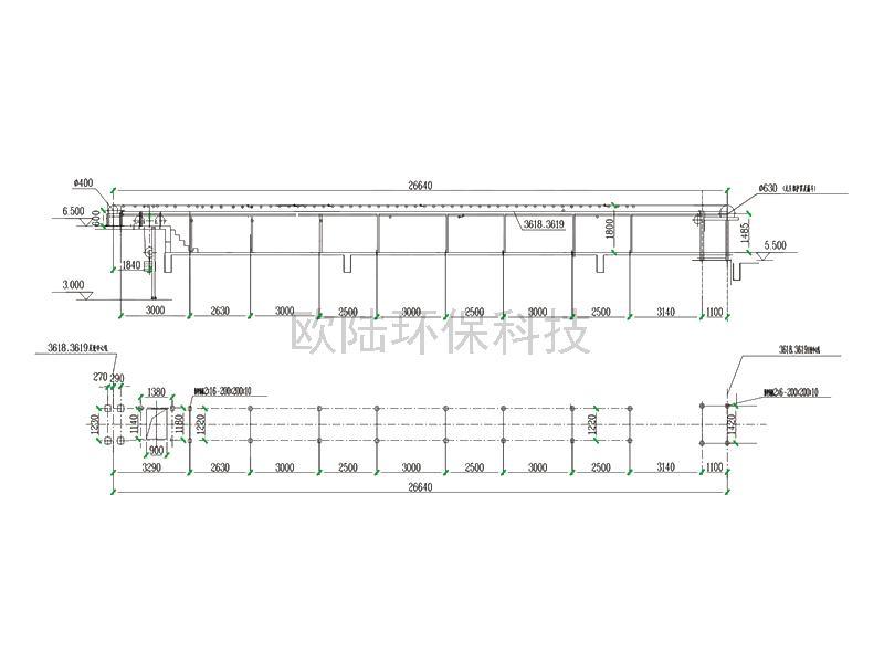 TD75通用帶式膠帶輸送機