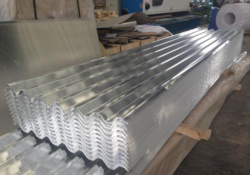 鋁瓦YX35-125-750型(V123)壓型鋁板