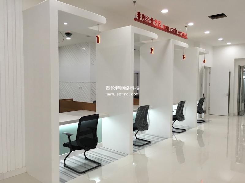 浙商銀行太白路支行技防項目