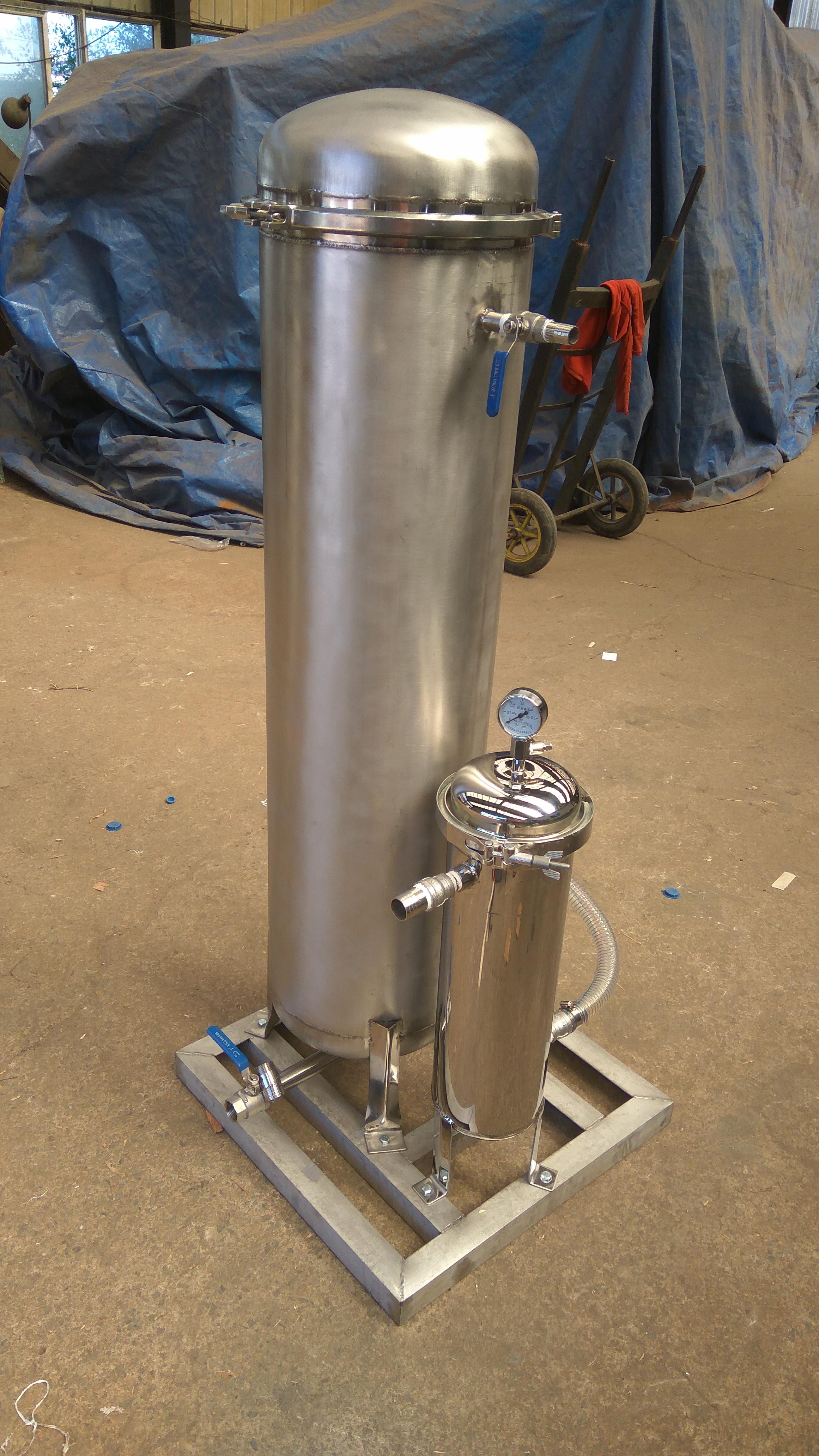 滤芯式油水分离器  (5)
