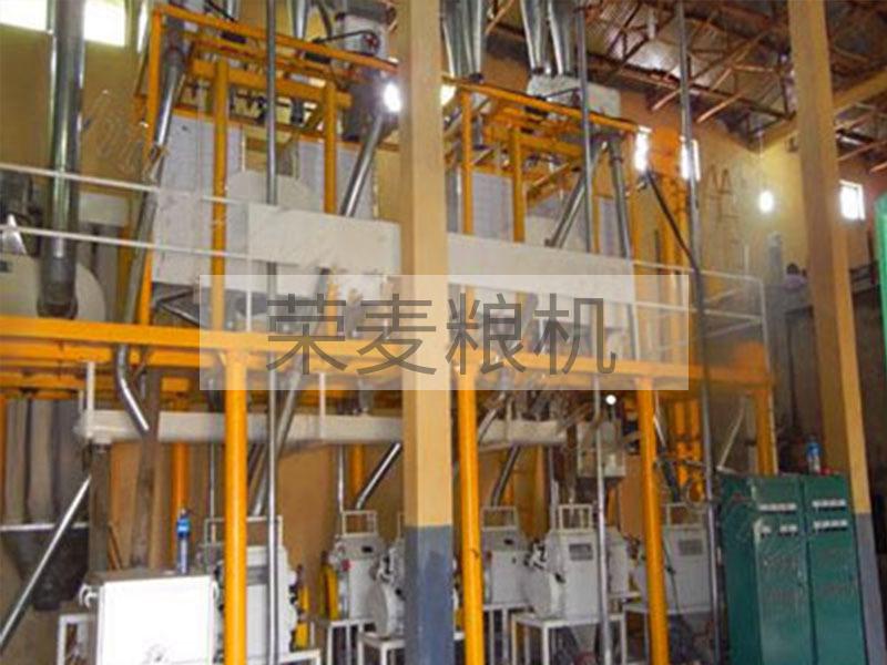 30吨玉米粉加工成套设备