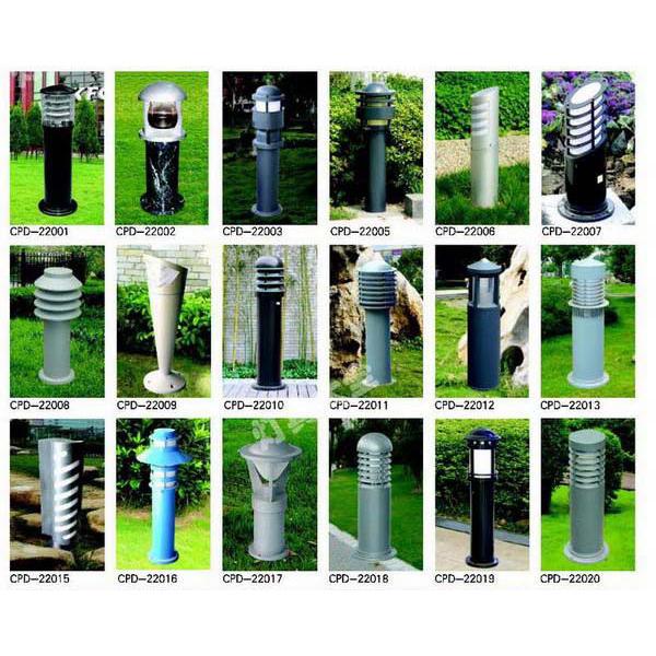 led太陽能草坪燈價格260元/盞