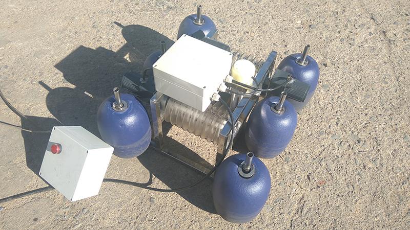 浮動轉盤收油器  (4)