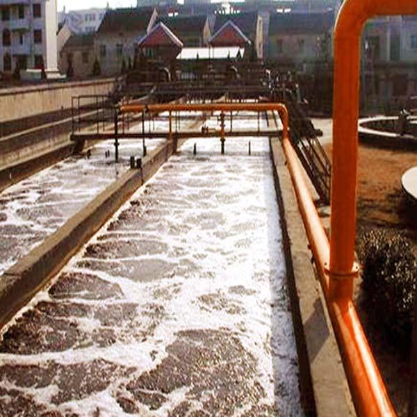 制药污水处理工艺流程