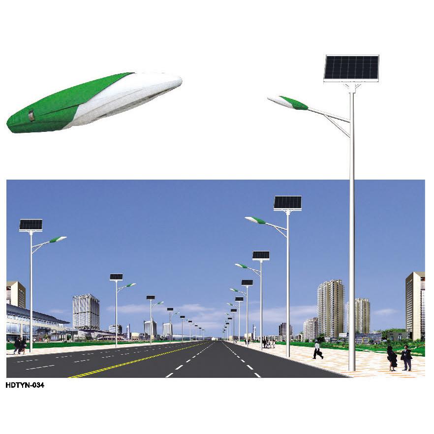 太陽能道路燈價格2680元/盞