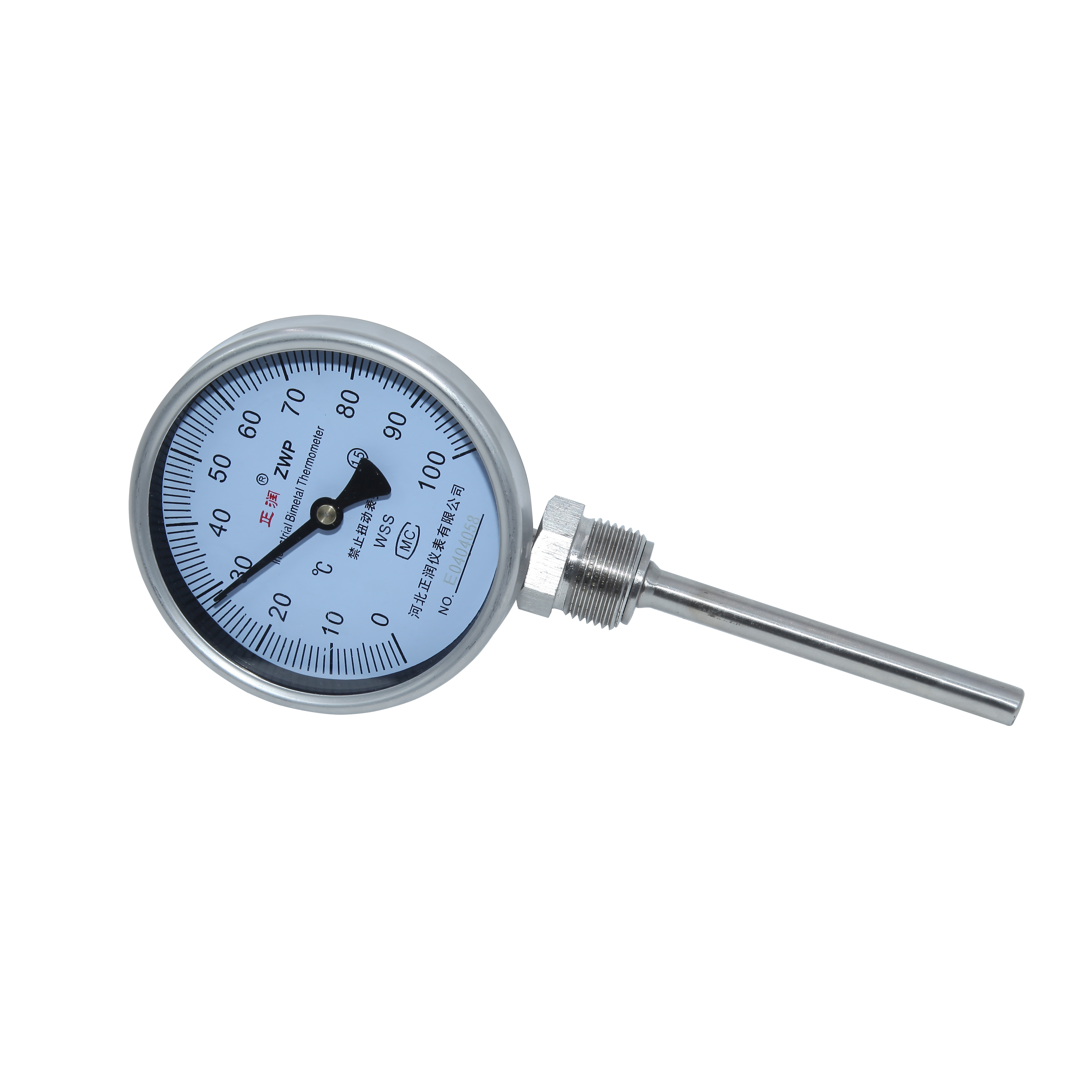 雙金屬溫度計 (2)
