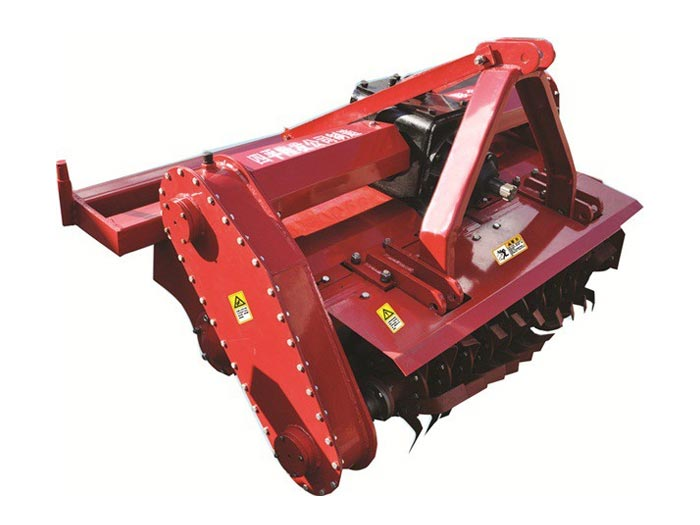 1GZM-D2型液壓可調式滅茬旋耕起壟整地機