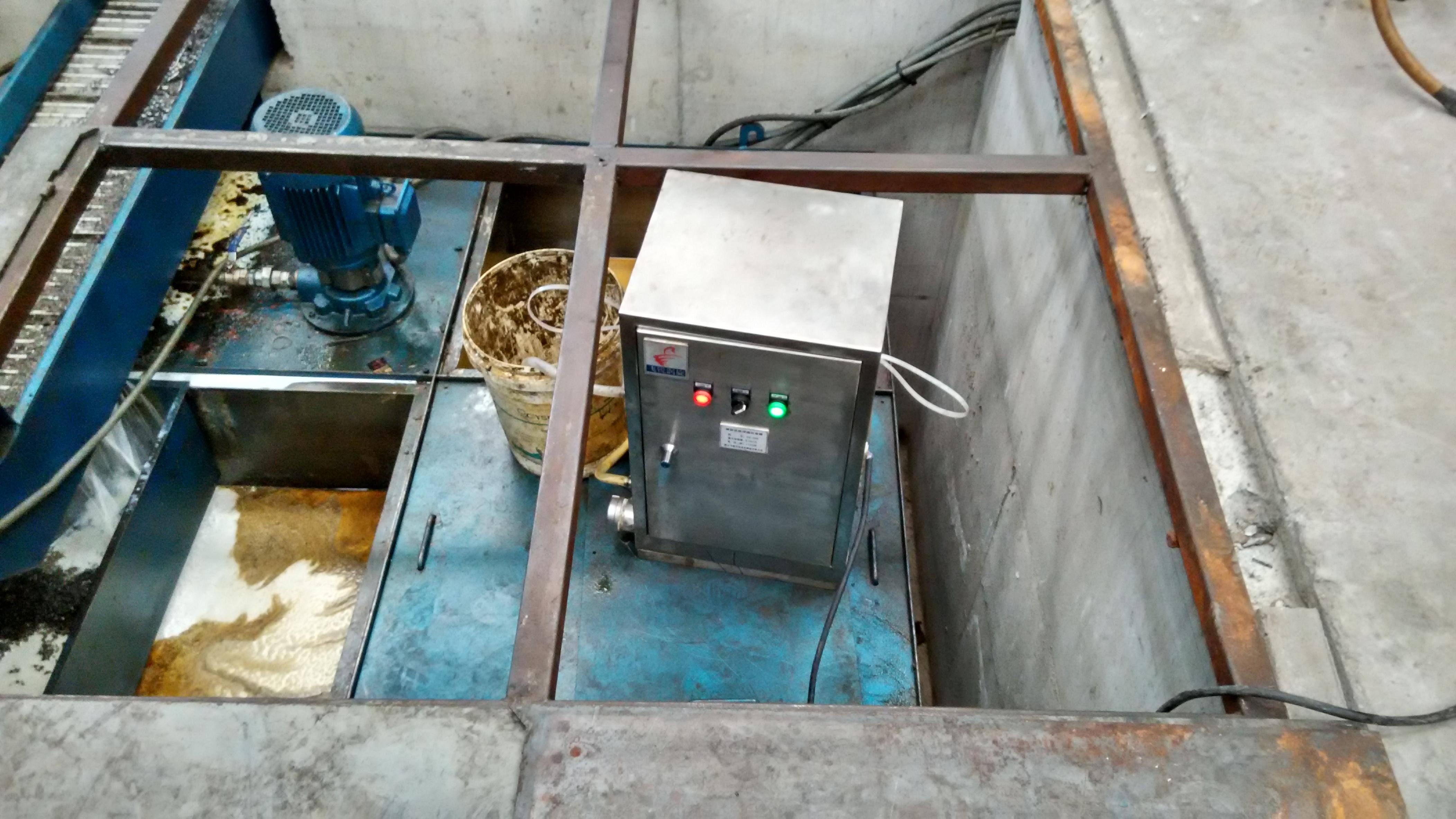 微型渦旋浮油收集器  (5)